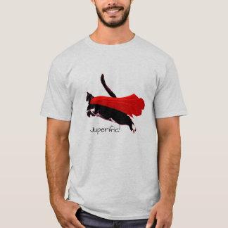 Juperific! 猫のワイシャツ tシャツ