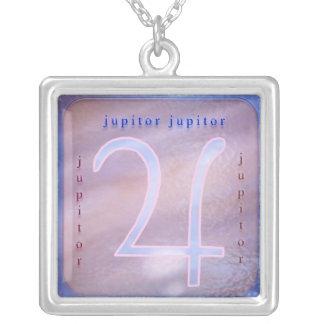 Jupitorの(占星術の)十二宮図の記号 ジュエリー