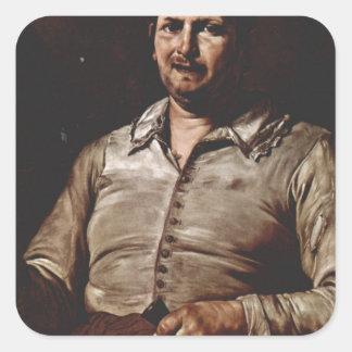 Jusepe de Ribera著好みのアレゴリー スクエアシール