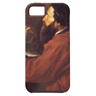Jusepe de Ribera著Touchのアレゴリー iPhone SE/5/5s ケース