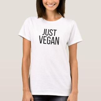 JUST VEGAN Tシャツ