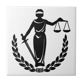 Justice女性 タイル
