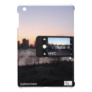 JustNowNear NYC iPad Mini Case