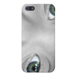 JuxtaEyes著大切な1つ iPhone 5 カバー