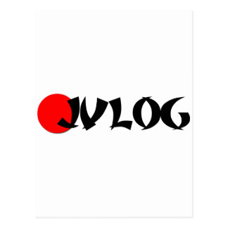 JVLOG ポストカード