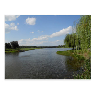 jW Marriottグランデ湖の湖 ポストカード