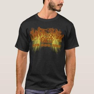 JWDesign OKC Tシャツ