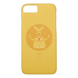 Kはカンガルーのためです iPhone 8/7ケース