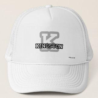 Kはキングストンのためです キャップ