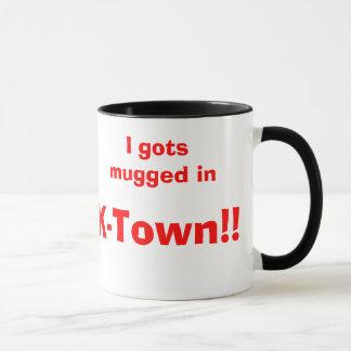 K町Muggin マグカップ