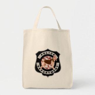 K9警察 トートバッグ