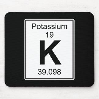 K -カリウム マウスパッド