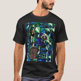 K-9モザイク Tシャツ