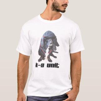 K-9単位 Tシャツ