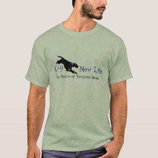 K-9新しい生命Tシャツ Tシャツ