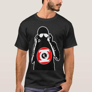 K Da者1枚のデュース(Kのデュース)のワイシャツ Tシャツ