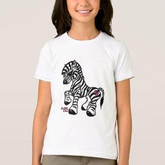 K❤GurlのZブラのワイシャツ Tシャツ