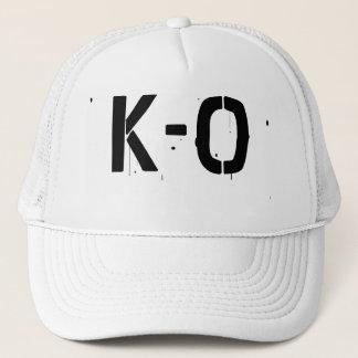 K-Oのトラック運転手の帽子 キャップ