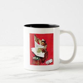 K.PのウィリーGillis ツートーンマグカップ