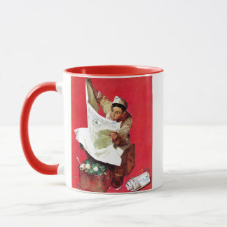 K.PのウィリーGillis マグカップ