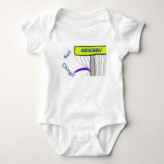 kaのchingの#DiscGolfの男の赤ちゃんのonsie ベビーボディスーツ