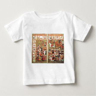 Kaabaのムハマドの破壊アイコン ベビーTシャツ