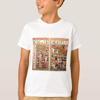 Kaabaのムハマドの破壊アイコン Tシャツ