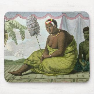 Ka'ahumanu、サンドイッチ島の女王 マウスパッド