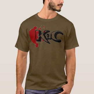 KaCの長いティー Tシャツ