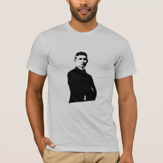 Kafkaの男性Tシャツ Tシャツ