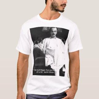 Kahlil Gibran Tシャツ