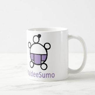 Kaideeの相撲 コーヒーマグカップ