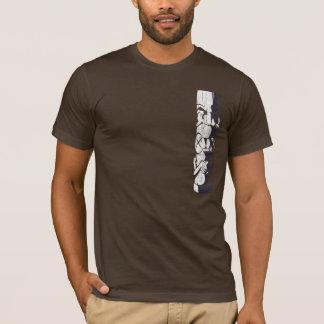 Kailua真夜中のTikiのティー Tシャツ