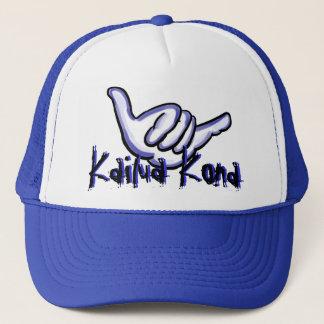 Kailua Konaの青いshakaの帽子 キャップ