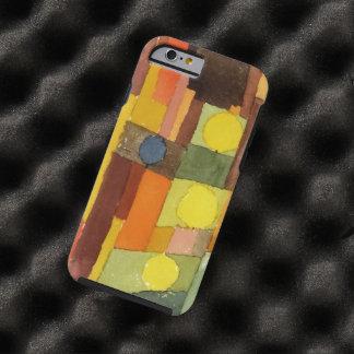 Kairouanの水彩画の芸術式のパウル・クレー iPhone 6 タフケース