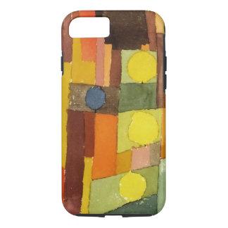Kairouanの水彩画の芸術式のパウル・クレー iPhone 7ケース
