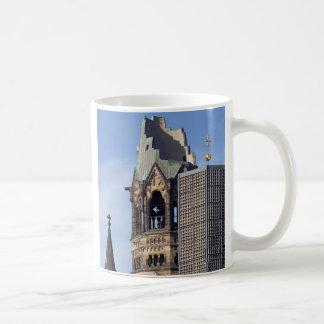 Kaiserウィルヘルムの記念教会、ベルリン コーヒーマグカップ