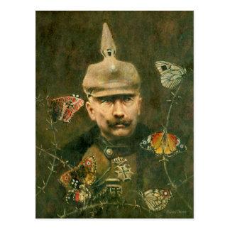 Kaiserウィルヘルムの超現実的な郵便はがき ポストカード