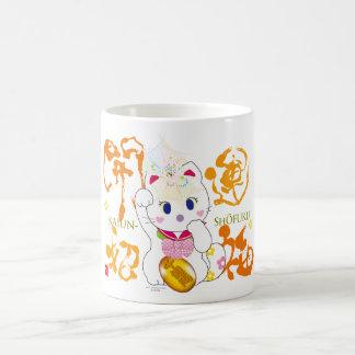 kaiun mori-Maneki nekoA コーヒーマグカップ