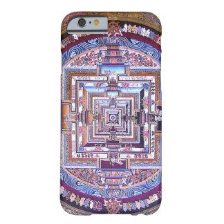Kalachakraの曼荼羅 Barely There iPhone 6 ケース