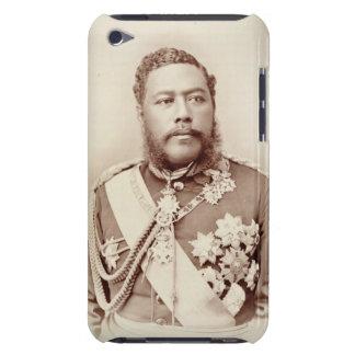 Kalakaua (1836-91年)、遅いc19th (セピア色の写真)王 Case-Mate iPod touch ケース