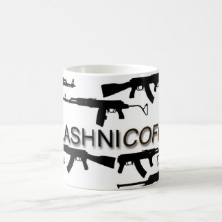 Kalashnicoffee コーヒーマグカップ