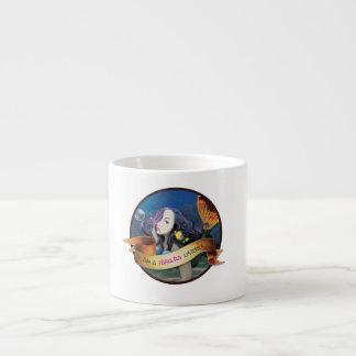 Kali人魚のエスプレッソのマグ エスプレッソカップ