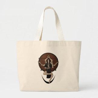 Kali ラージトートバッグ