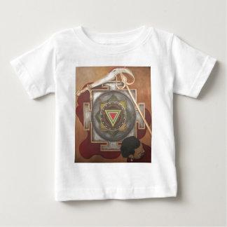 Kali Yantra ベビーTシャツ