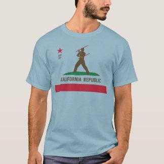 Kalifornia共和国のKaliのフィリピン人MartialArts Tシャツ