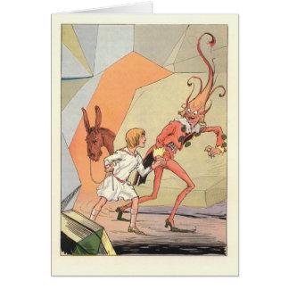 KalikoはRuggedoからNome Betsyおよびハンクを隠します カード