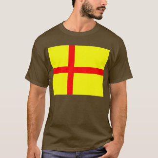 Kalmarの英国旗 Tシャツ