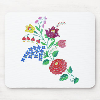 Kalocsaiの花の茎 マウスパッド