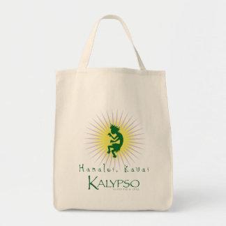 Kalypso Kaneの黄色い日が差すこと トートバッグ